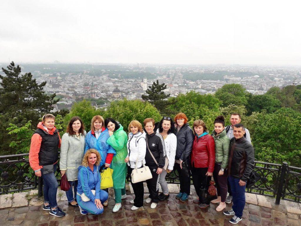 Екскурсія во Львів